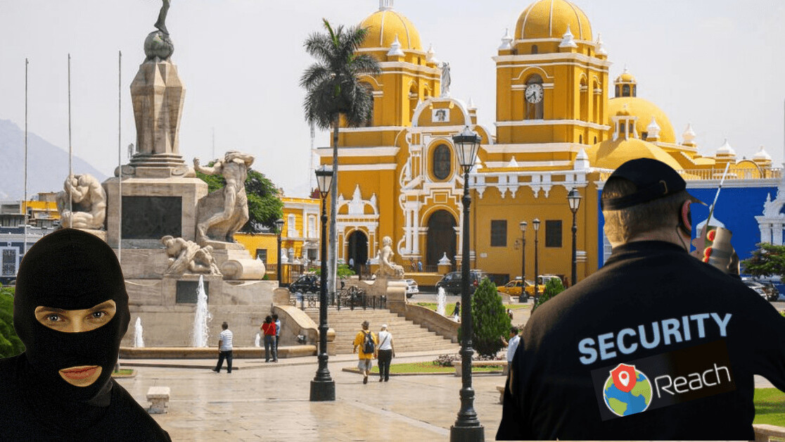 This Peruvian app is the Waze of preventing street crime
