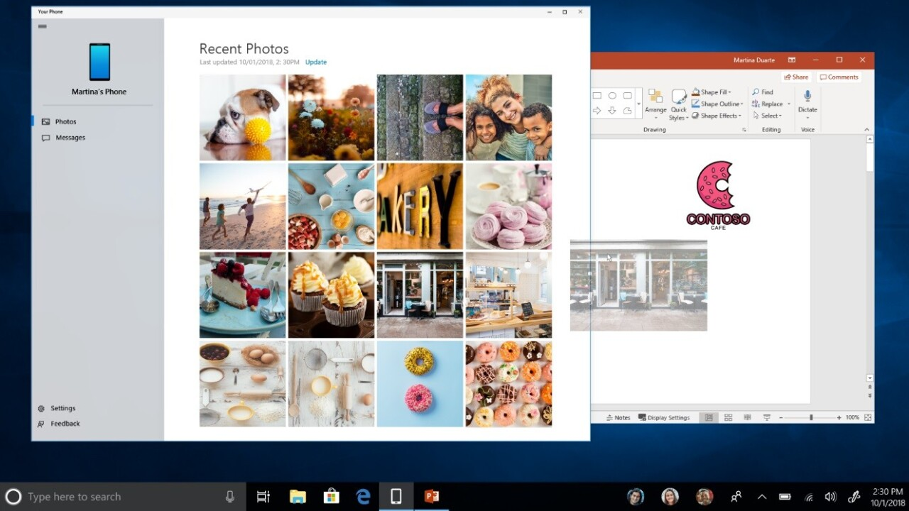 The Windows 10 October 2018 Update is available now — here are the best features