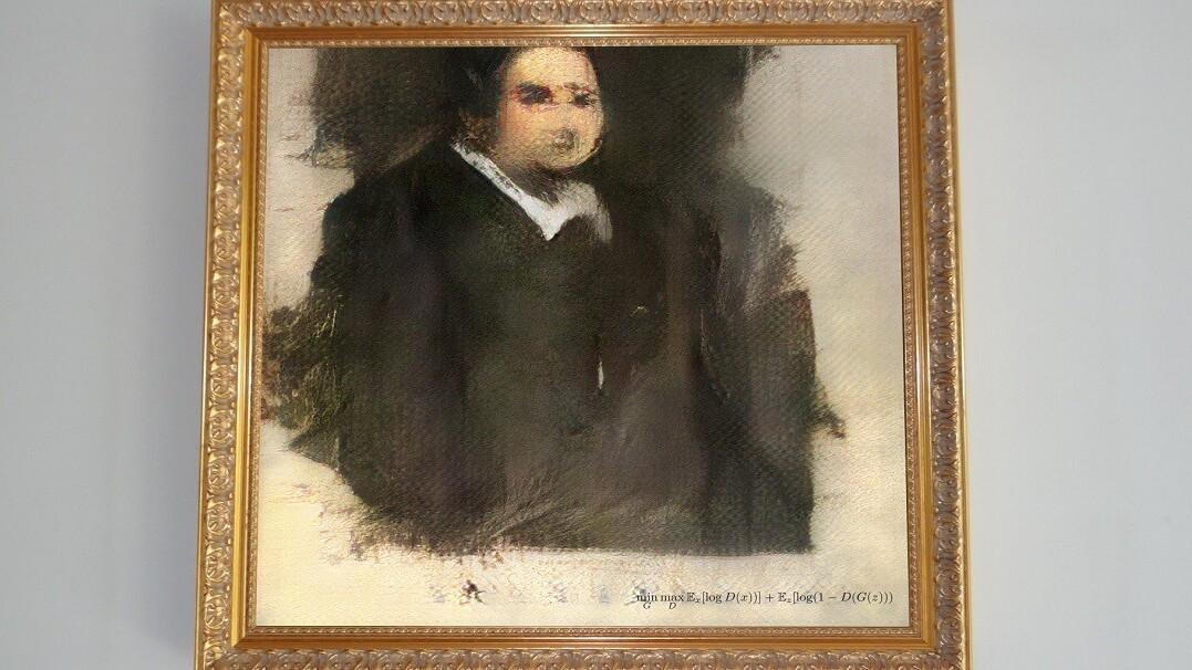 Someone paid $432K for art generated by an open-source neural network
