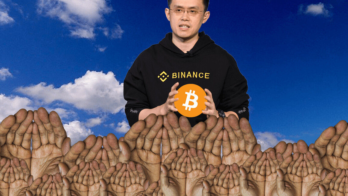 Binance vows to donate all cryptocurrency listing fees to charity