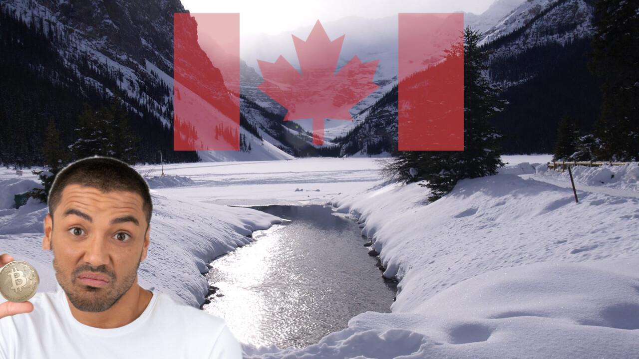 Canadian banking cartel freezes $28M belonging to cryptocurrency exchange