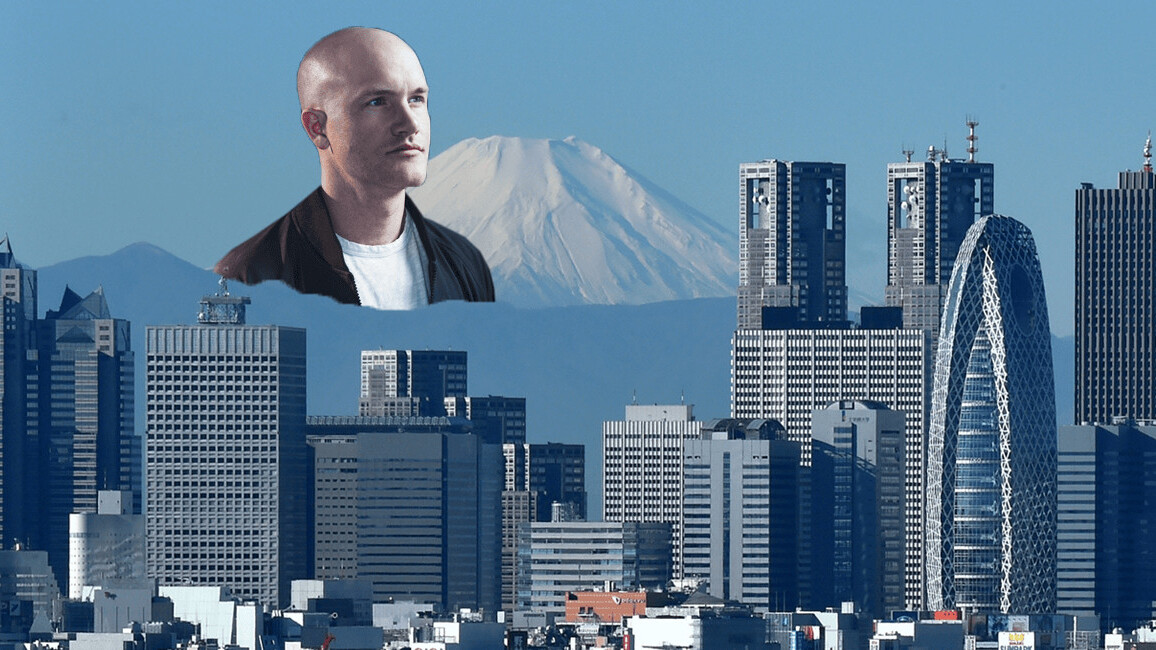 Coinbase confident Japan will let it sell cryptocurrency by 2019
