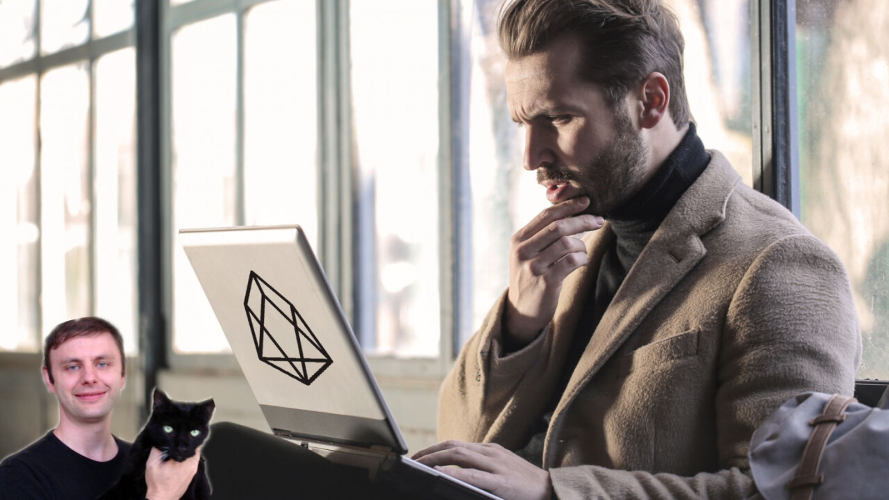 Research: EOS is not a blockchain, it's a glorified cloud computing service