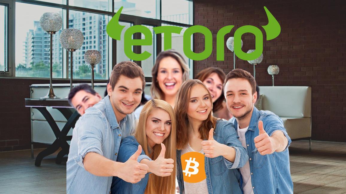 eToro cuts cryptocurrency investing costs to push mainstream adoption
