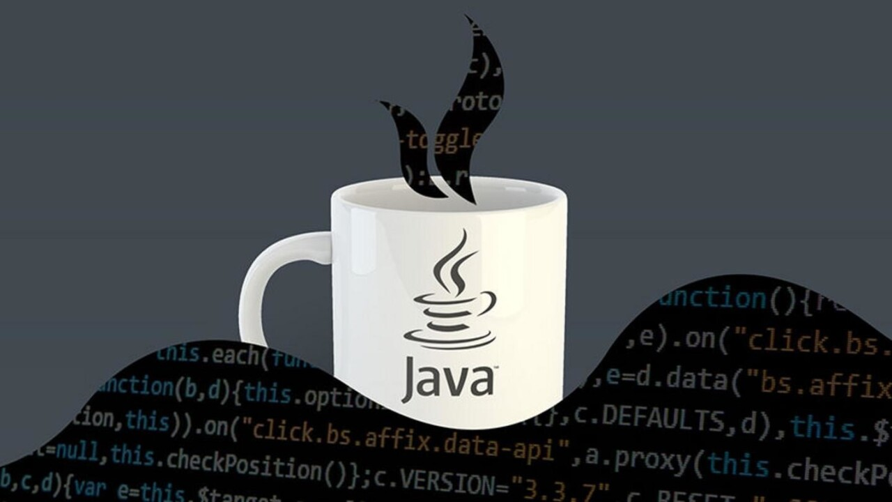 Java is still the no. 1 programming language in the world. Learn it now (and get paid) for only $29
