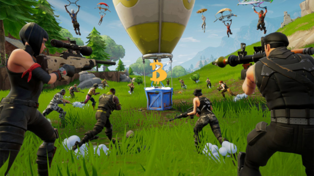 Cryptocurrency scammers are stealing Bitcoin from Fortnite hackers