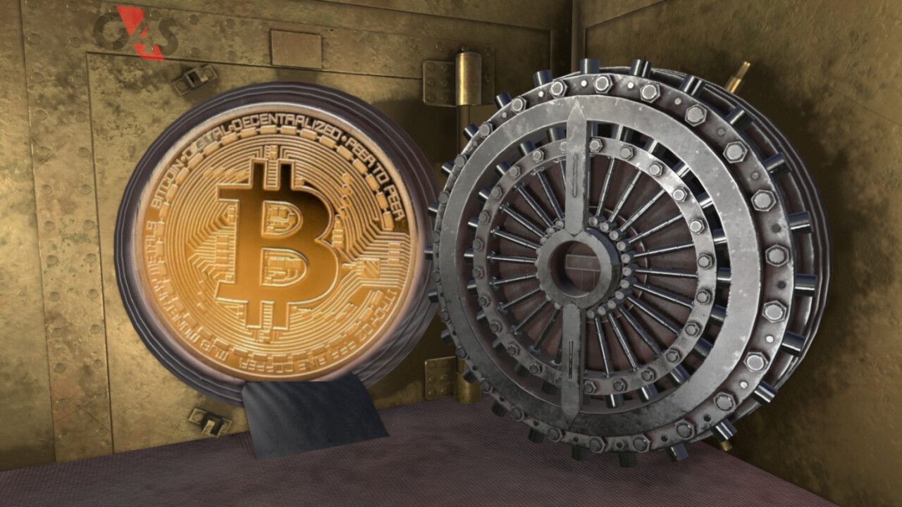 Top UK security firm to offer vaulted cryptocurrency storage