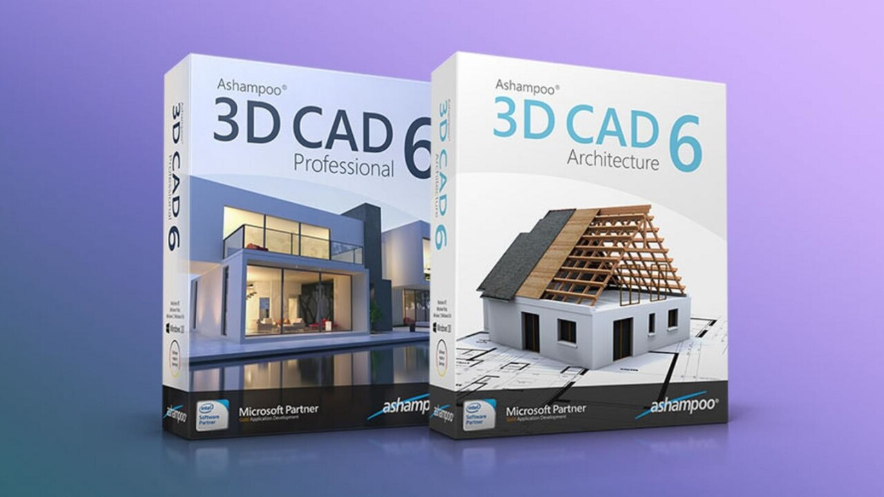 Architects, designers and landscapers swear by CAD. Now, get two of their most powerful programs at big discounts
