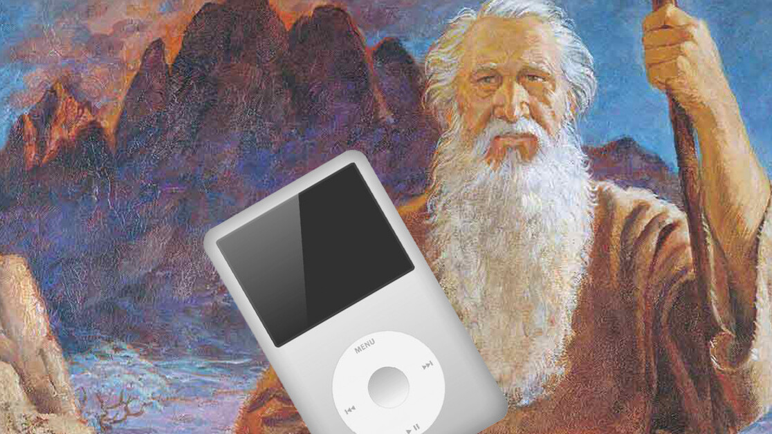 The iPod is the greatest gadget ever – fight me