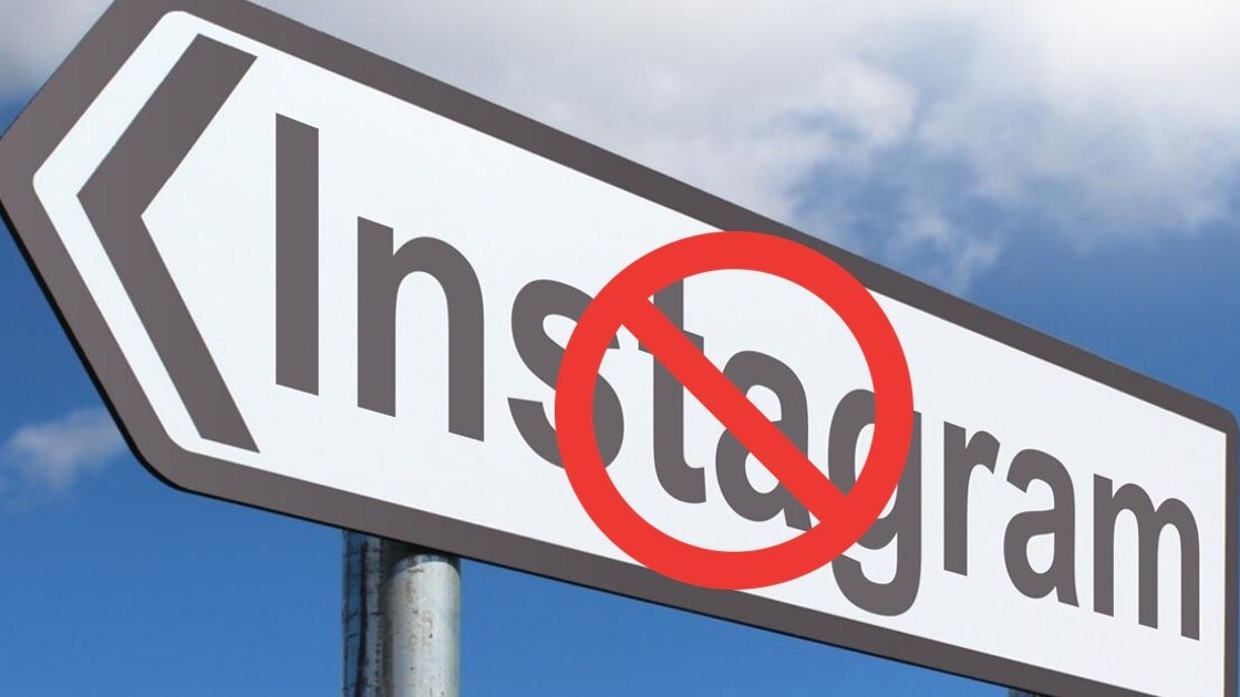 Instagram is down for many users