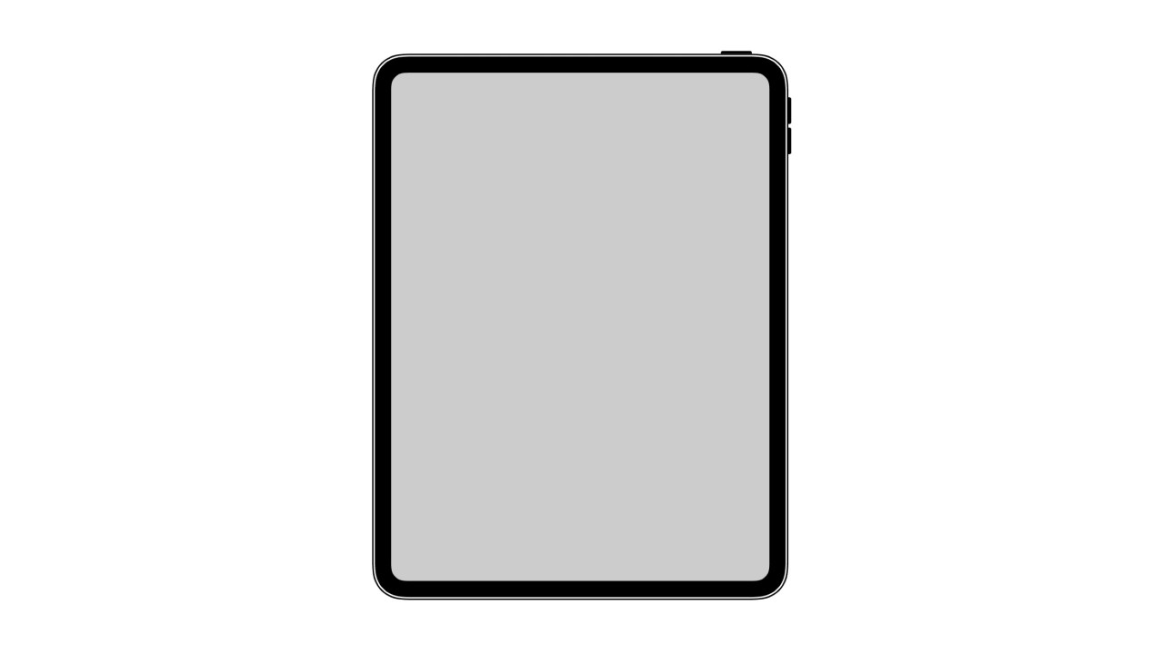 iOS 12 icon all but confirms an iPad Pro without home button
