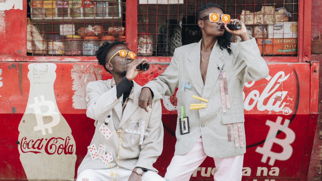 Coke's on the blockchain now