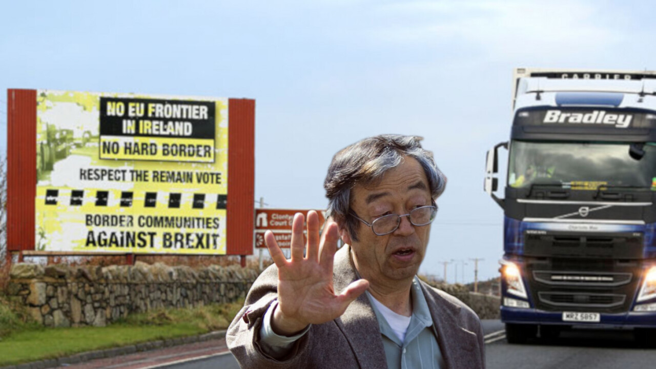 Will blockchain be able to solve the post-Brexit Irish border problem?