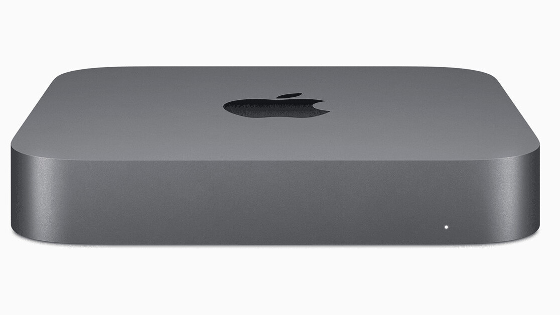 Surprise – Apple's Mac Mini has a new color and higher specs