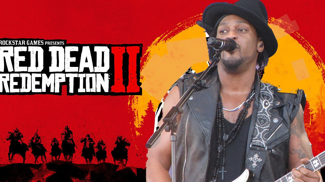 D'Angelo slipped a brand new song into Red Dead Redemption 2