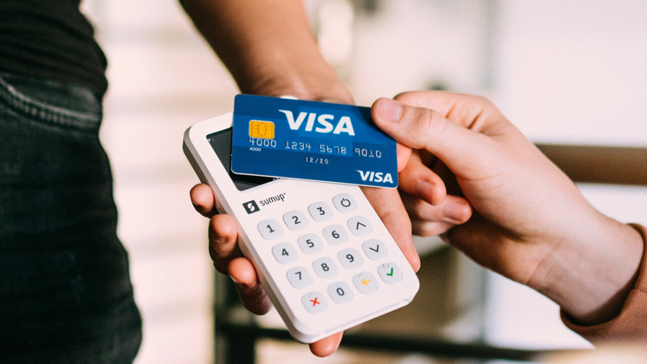 UK payments startup SumUp launches a 3G-powered credit card reader