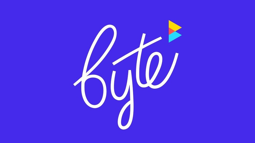 Vine's successor is called Byte and it'll launch next year