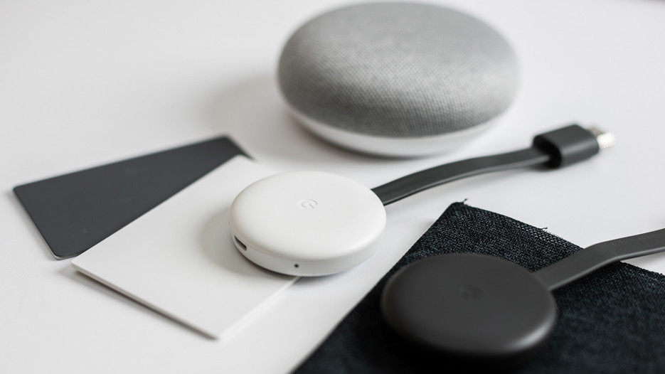 Your Chromecast can now stream audio along with Google Home speakers