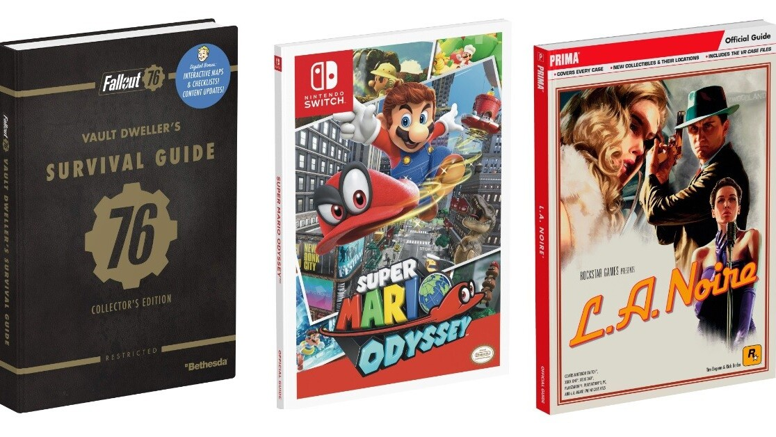 Prima Games to cease publishing its strategy guides after 28 years