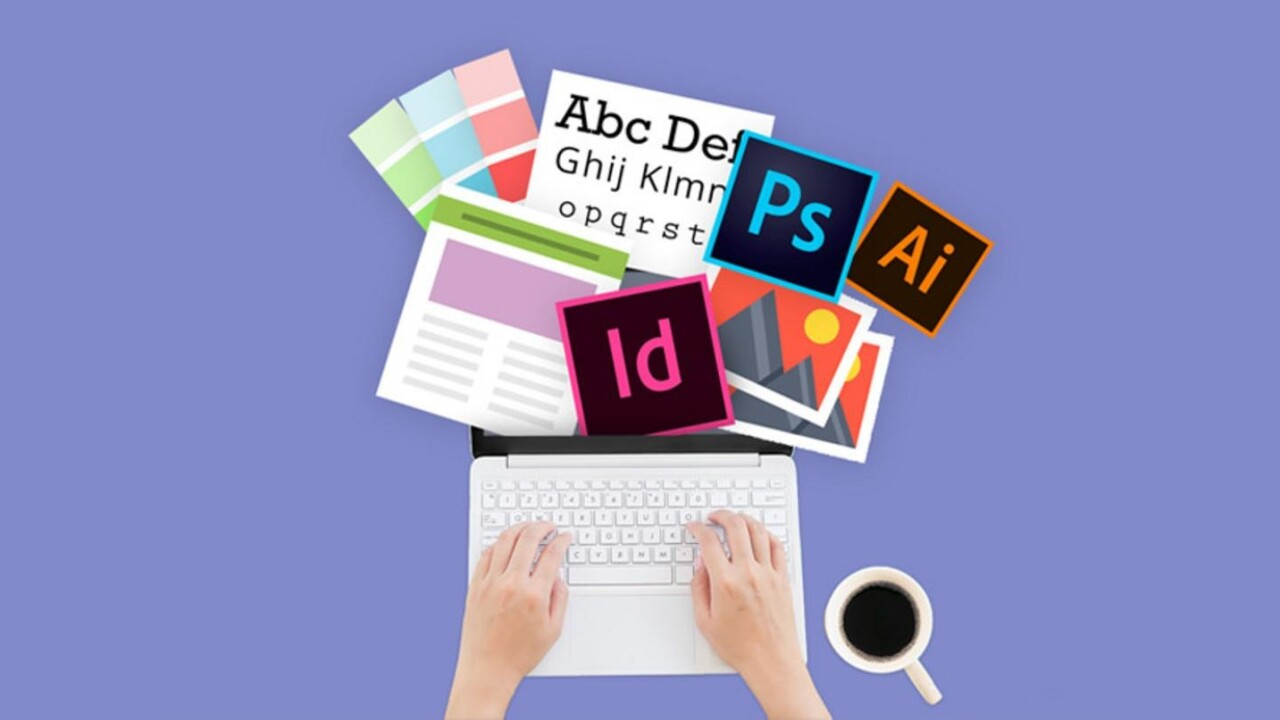 This $29 graphic design bundle could help you land a six figure career