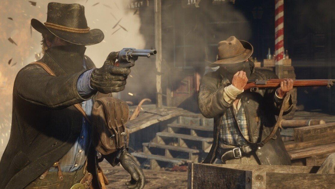 I killed a man for 49 cents . . . in Red Dead Online