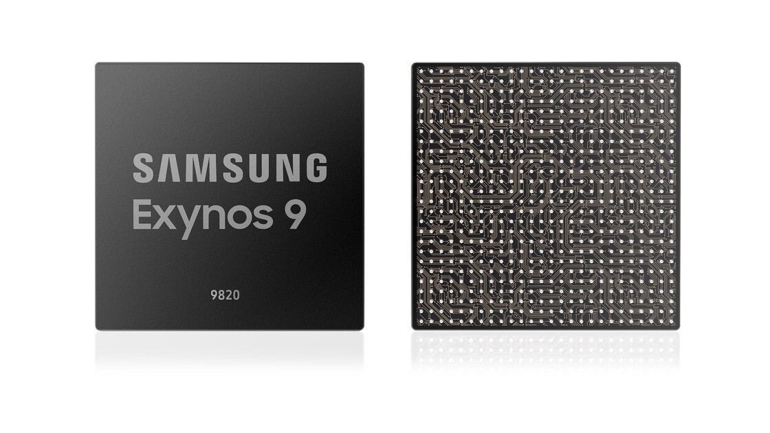 Samsung's new mobile chip has a dedicated AI unit and supports 8K video recording