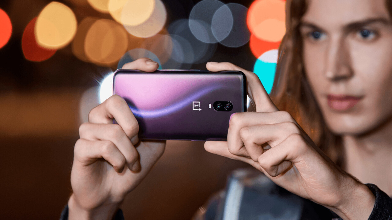The OnePlus 6T's gorgeous 'Thunder Purple' color is coming to North America and Europe