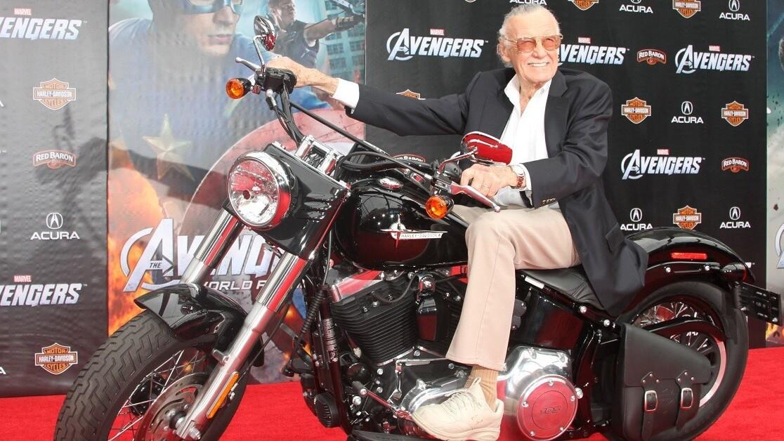 Stan Lee, comic book writer extraordinaire, has died