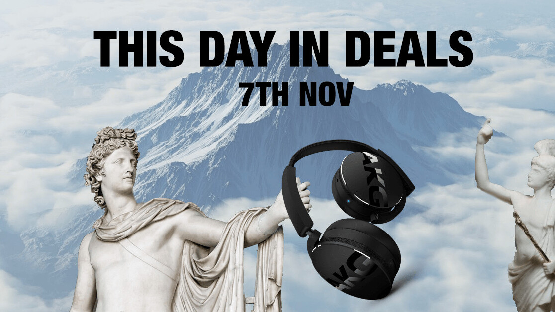 This Day in Deals: Free headphones (with a Gear S3) to applaud the Stoughton Musical Society