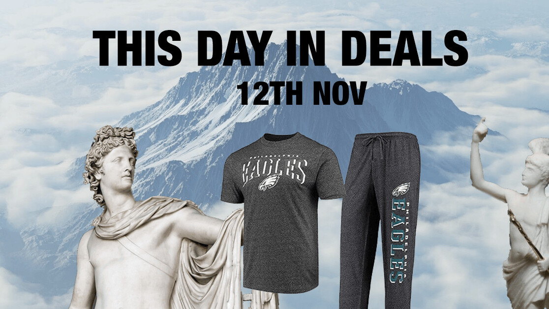 This Day in Deals: 40% off NFL pyjamas to honor the sport's first professional player