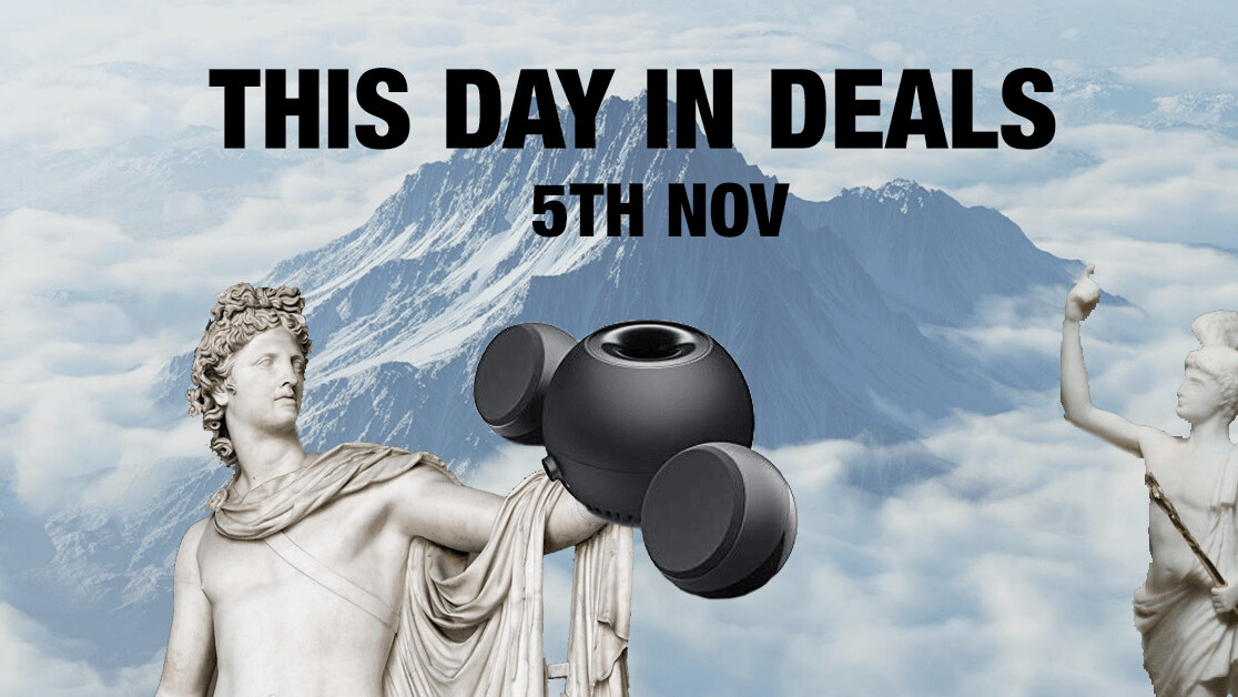 This Day in Deals: Get $20 off speakers to salute Art Garfunkel