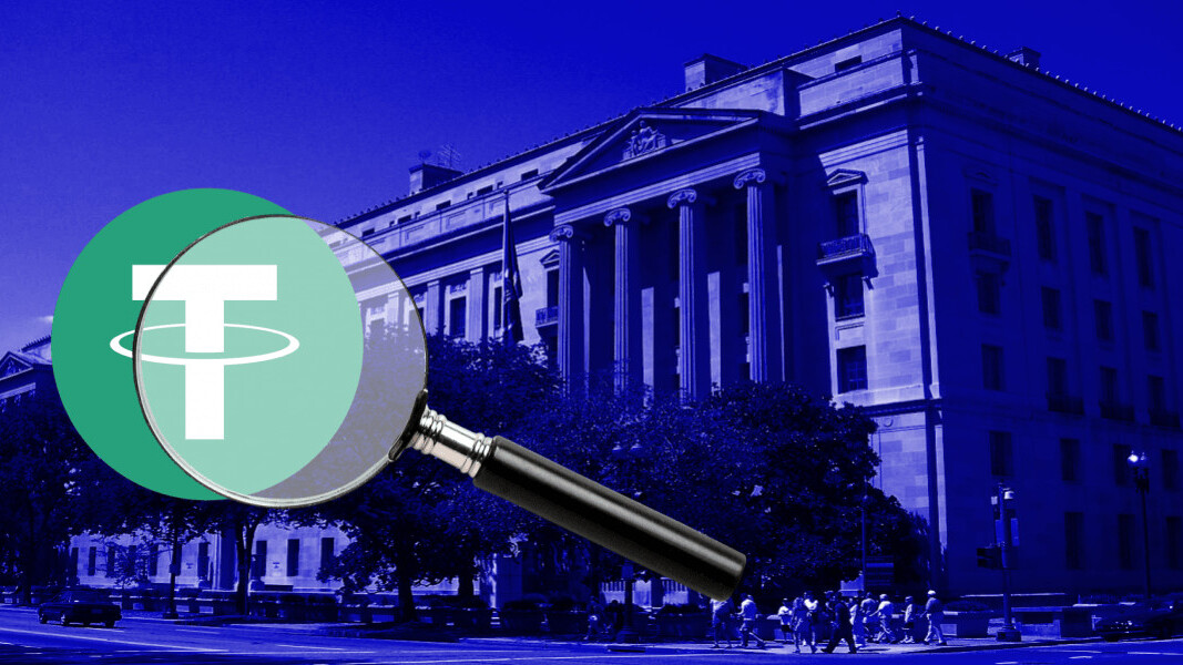 US Department of Justice is investigating Tether for market manipulation
