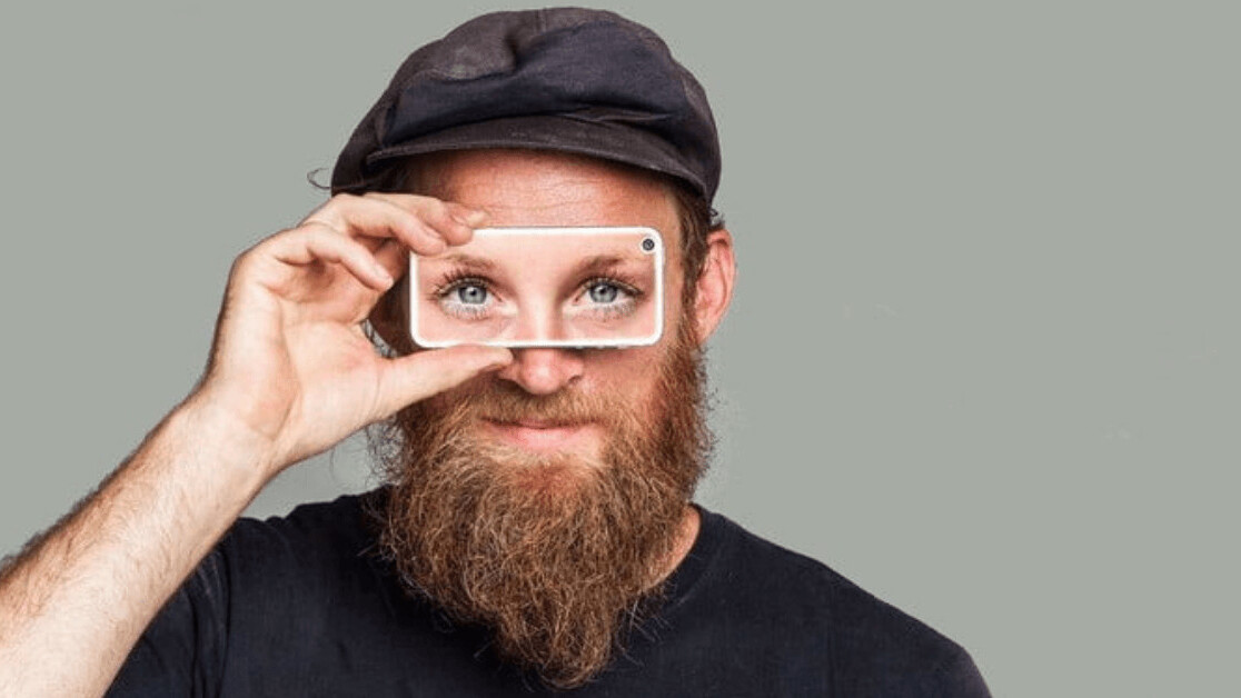 Be My Eyes app lets you lend your eyes to a blind person in real time