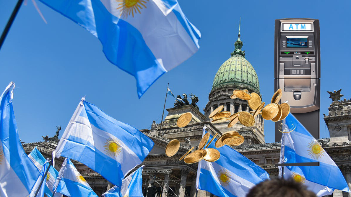 The curious case of the 1,600 Bitcoin ATMs Argentina might never see