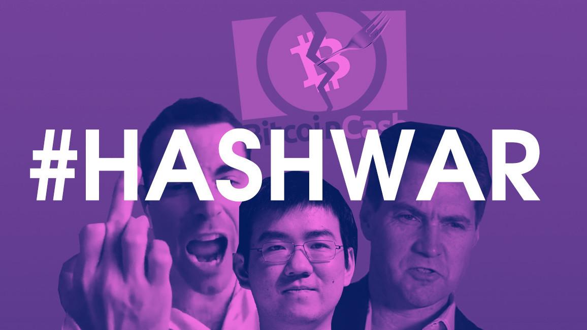 The Bitcoin Cash hash war has no real winners