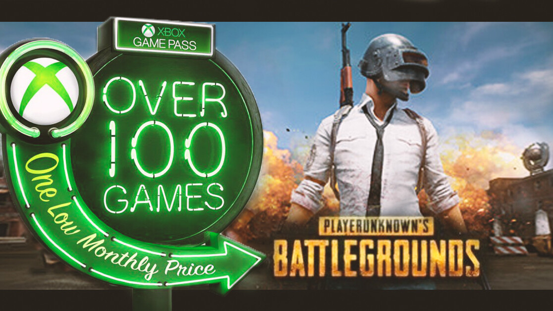 Player Unknown's Battlegrounds is headed to Xbox Game Pass