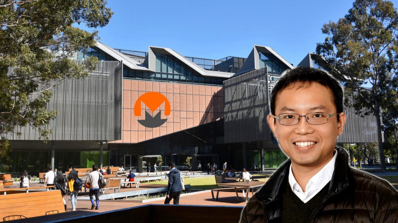 Researcher behind Monero's crypto system awarded prestigious prize