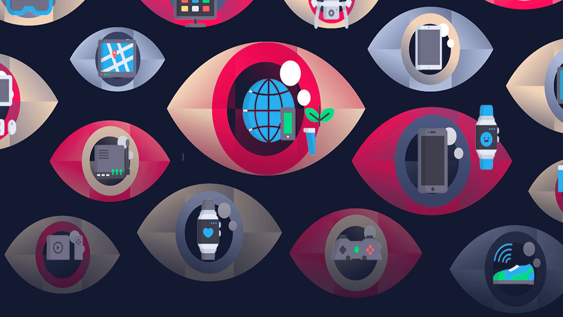 Will our smart devices become a massive surveillance network?