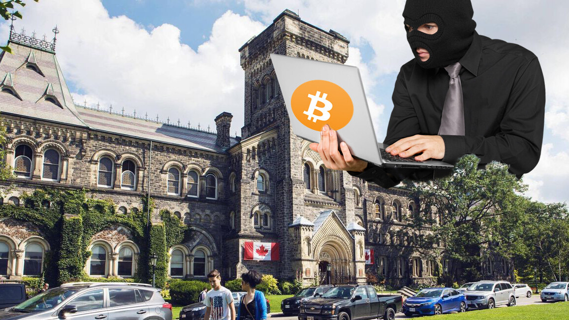 University shuts down its entire network to stop Bitcoin crypto-jackers