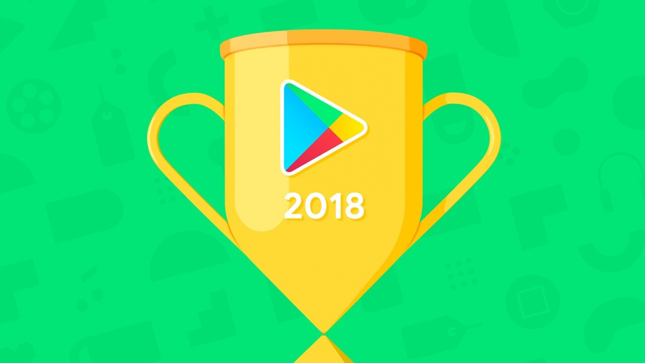 PUBG, Drops, and The Walking Dead top Google Play's 'Best of 2018' list
