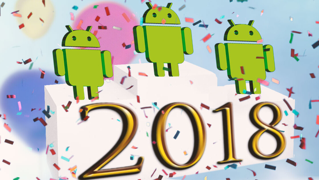 Our favorite Android apps in 2018