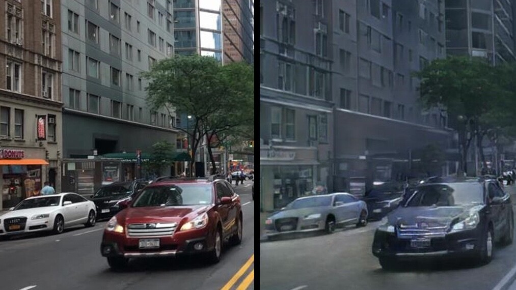Nvidia's new AI converts real-life videos into 3D renders