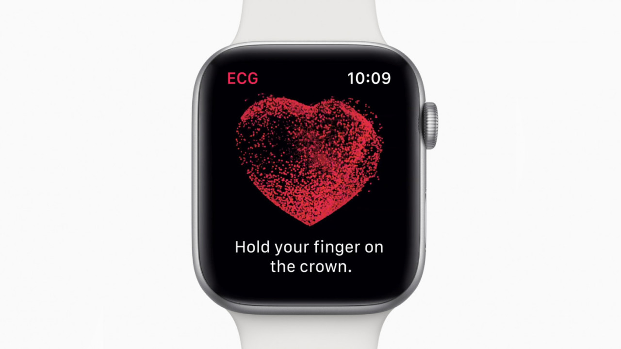 Apple Watch 4's ECG heart monitor feature is live, here's how to use it