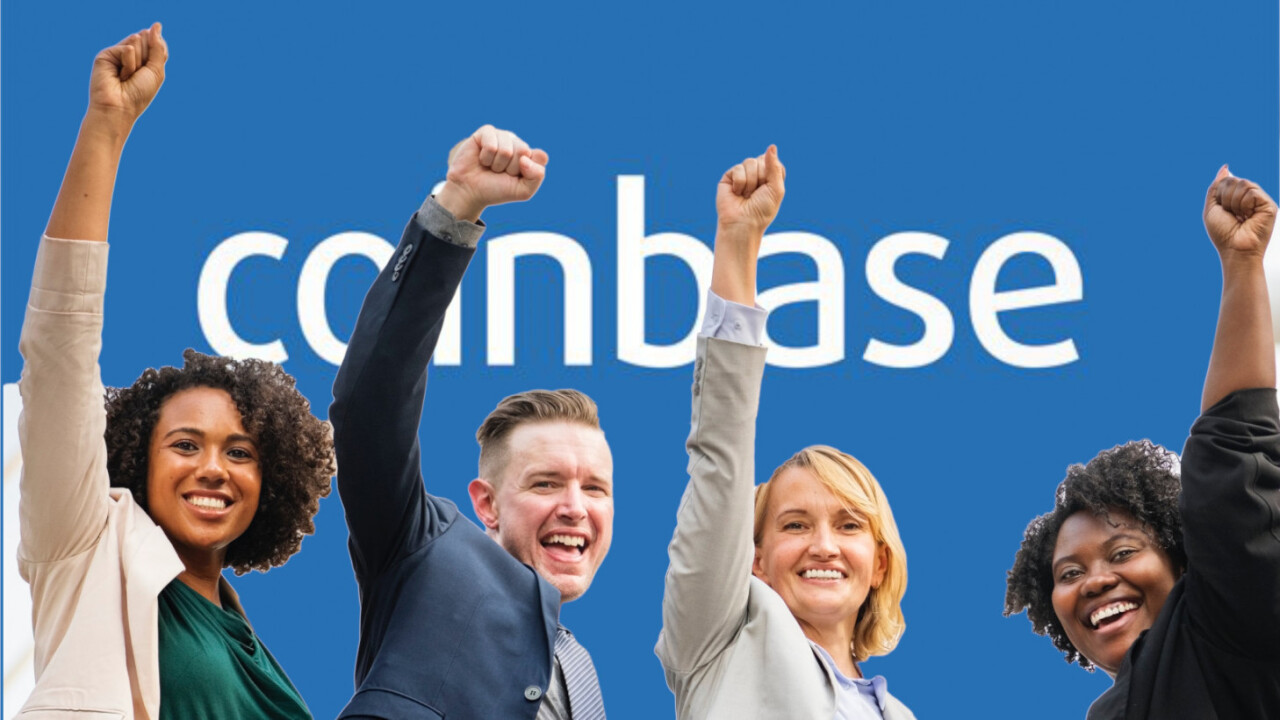 Coinbase doubles down on expansion, now available in 103 countries