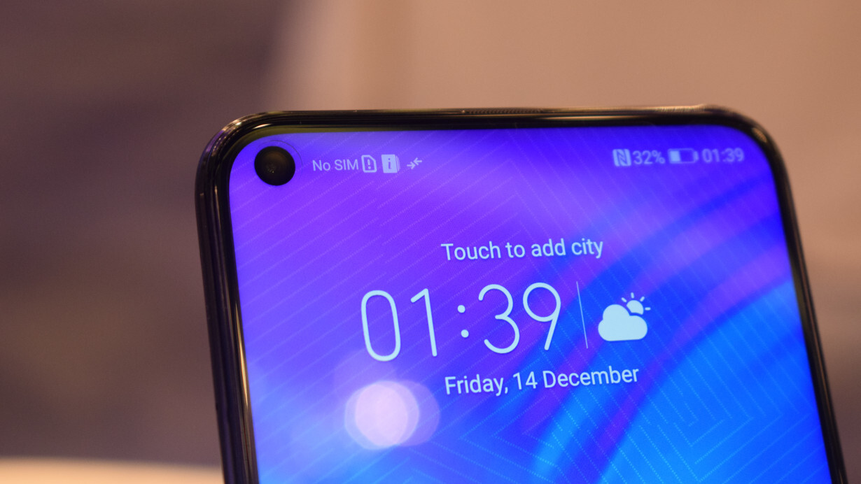 Hands on with the gorgeous Honor View20