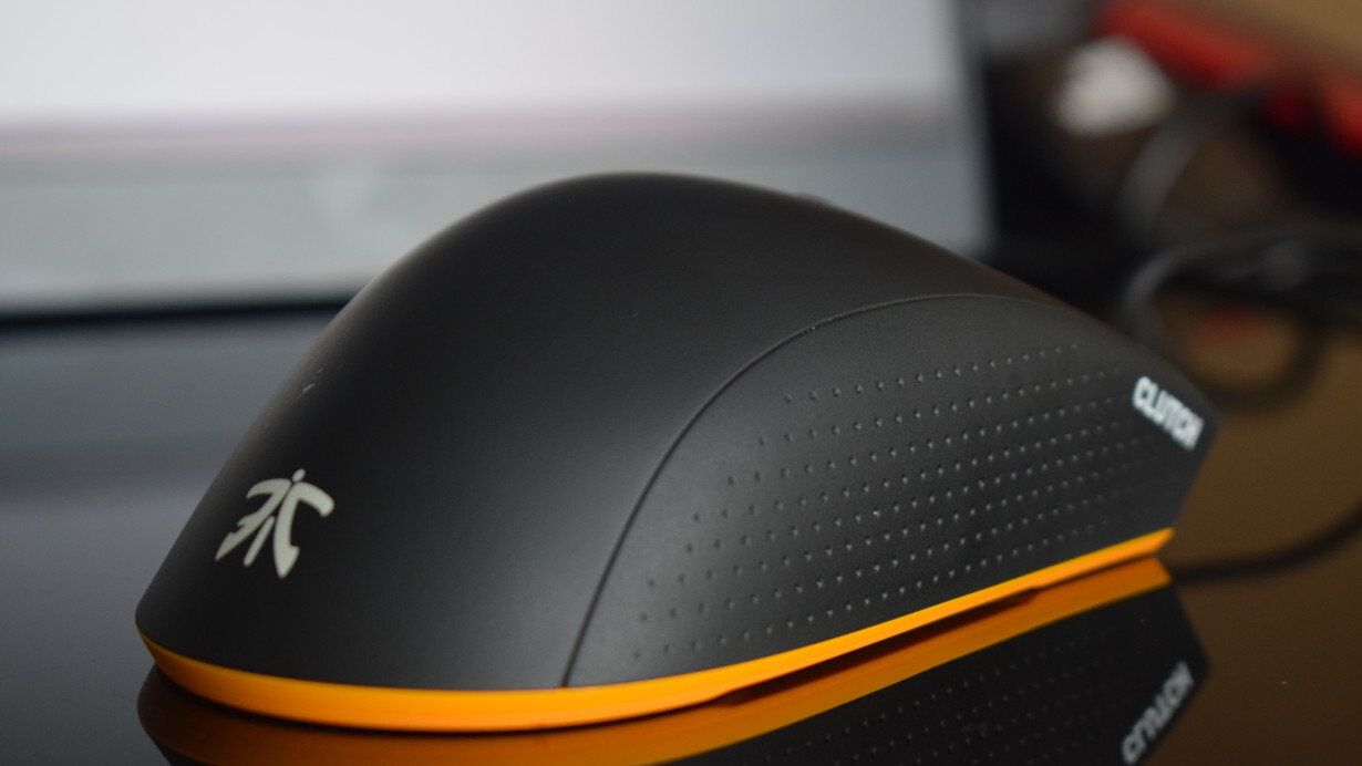The Fnatic Clutch 2 is a stylish and comfortable gaming mouse for under $60