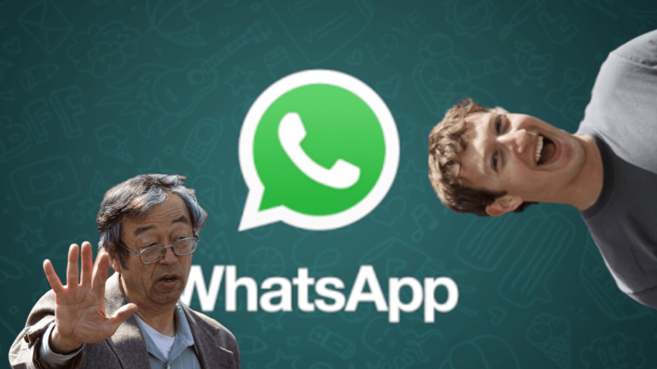 WhatsApp could be getting its own cryptocurrency