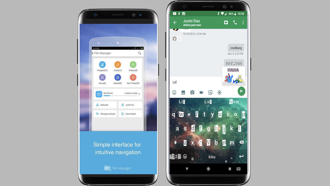 Google removes 2 popular Android apps that enabled click fraud
