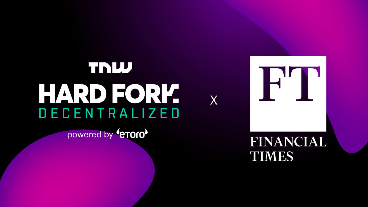 The Financial Times partners with Hard Fork Decentralized