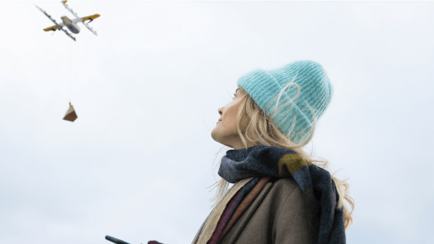 Alphabet's drone division will begin trialing aerial deliveries in Finland next year